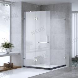 دار [ستينلسّ ستيل] [هيغ-ند] يليّن زجاجيّة باب [شوور رووم] لأنّ فندق