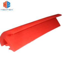 Heatek Flame Retardant Solid Rubber Sealing Strip voor zonnepaneel