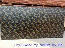 El contrachapado marino/encofrados de madera contrachapada de Film enfrenta el contrachapado para la construcción de encofrado de hormigón