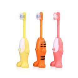 Prix de gros en Chine caricature d'animaux domestiques enfants/enfants brosse à dents Oral Care
