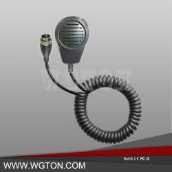 Рации динамик, упругой линии громкоговорителя ручной микрофон для Icom HM-180 IC-M700 IC-M710 IC-M700PRO IC-M600
