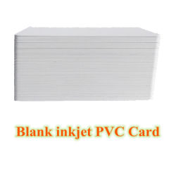Super Deals Kunststoff Inkjet bedruckbare PVC-Karte
