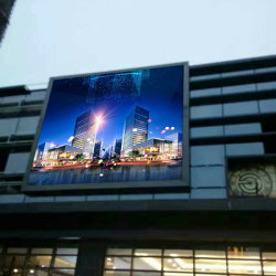 Otopyyk Topp5.95 Color exterior transparente pantalla LED SMD