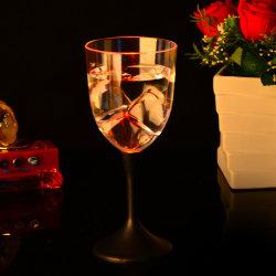 LED Wine Champagne Light Up quake quid activated لكؤوس الويسكي من Bar Cup