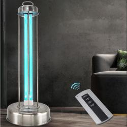 38With100W部屋のための携帯用殺菌紫外線消毒ランプの紫外線滅菌装置ランプの紫外線滅菌装置