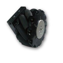 통합 허브 유형 메커롬 휠 모듈