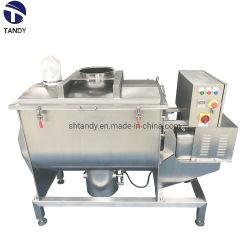 China Industrial Dry Powder Spiral Mixer/Ribbon Blender/schroef agitation machine