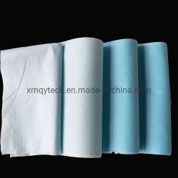 Documento industriale a gettare di pulizia del poliestere di 45%