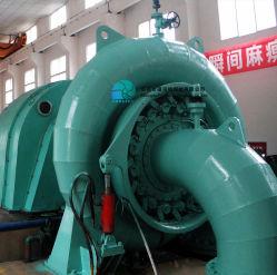 Hydraulische 200kw 300kw 500kw 1MW 5MW Hydroelectrique Francis Hydro Turbine met de Fabrikanten van 1 van Megawatt van het Water Prijs van de Turbogenerator