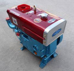motore diesel raffreddato aria raffreddata ad acqua di prezzi poco costosi elettrici di inizio della mano del radiatore 8-32HP da vendere