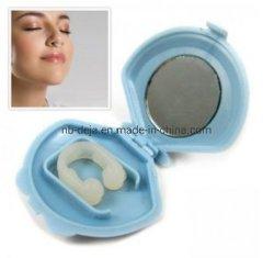 El tope del ronquido clip nasal de silicona