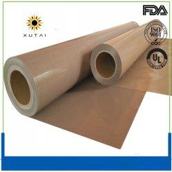 Nicht beständiges PTFE Hochtemperaturgewebe des Stock-