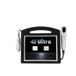 Schönheits-Maschine 3D/4dhifu des neuen Produkt-2020 u. Vmax Hifu fokussierte Ultraschall-Facelift-Karosserien-dünne Maschine