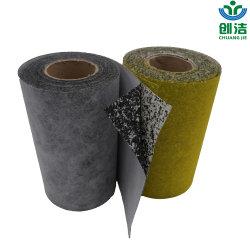 DOT рельефным ультразвуковой композитный угольный ткань для воздушного фильтра