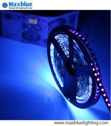 12VDC 60LEDsのメートル5050SMD紫外線LEDのストリップ