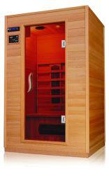 De hete Sauna Van uitstekende kwaliteit van de Stoom van de Verkoop Binnen Houten Droge Draagbare veel Infrarode