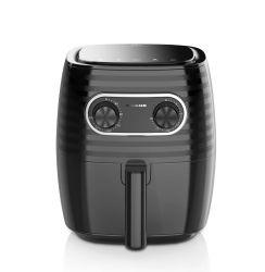 Friggitrice elettronica di vendita calda dell'aria di potere del forno del pollo della strumentazione dell'alimento del forno della pizza 2021 4.5L