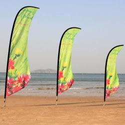 Werbung Günstige Messe Outdoor Feather Flaggen Bilder Fotos Custom