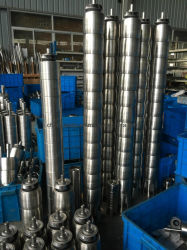 6 дюймов глубиной из нержавеющей стали, электрический насос погружение насос (6 с пакетом обновления SP46/630/617/6sp sp60)