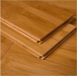 Verticale o Horizontal Matt Carbonized Bamboo Flooring 15mm o 17mm