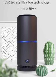 UV-luchtfilter HEPA-filter