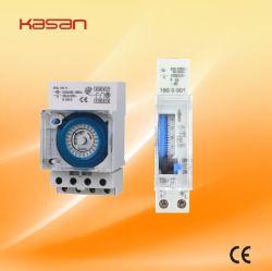 Temporizador mecánico de 24 horas 15 mins 110-220 VAC