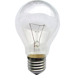 A70 220 V E27 Base 200 W gloeilamp, Edisionlamp