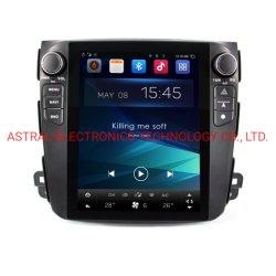 Het Systeem van het Scherm Tesla van Mitsubishi Outlander 2007-2013 met 9.7-duim Touchscreen GPS van Autoradio Navigatie Carplay DSP Aux RDS