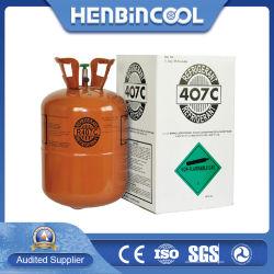 Mezcla de medio ambiente el gas refrigerante R407c