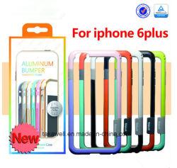 La Chine PC+TPU doux coloré bon marché en gros imperméabilisent des caisses de téléphone cellulaire pour la couverture 6s mobile de l'iPhone 6