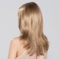 """16 de """" MonoLevering voor doorverkoop van de Fabriek van de Blonde van het Haar van de Vezel Kanekalon van de Pruik van de Zijde Hoogste Beste Synthetische Kunstmatige Natuurlijke Rechte"""