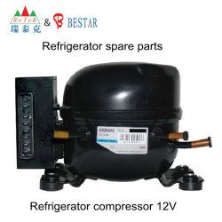 Le R134A DC 24V 12V Réfrigérateur compresseur