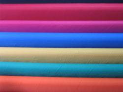 380T 20D Semi Dull WR Nylon Fabric für Umbrella
