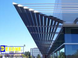 Rejilla de ventilación del techo de la puerta exterior de aluminio para arquitectura de la ventana (DX-AF150)