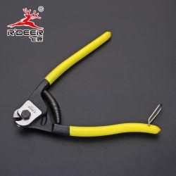 Herramienta de mano Rdeer 8'' CRV cable metálico o cortador de alambre de resorte