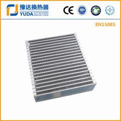 Kern voor tussenkoeler, koelblok van de luchtoliekoeler, koelblok van de radiateur en nakoeler koelblokken voor luchtkoelers met plaatstang