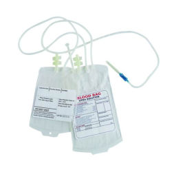 Wegwerfbares Blood Bag für Blood Tranfusion