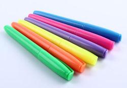 학교를 위한 색깔 하이라이트 마커 문구용품과 선전용