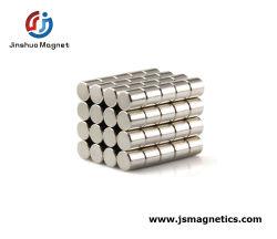 マイクロ磁石の小さい円形のNdFeBのネオジムディスク磁石Dia 5mm x 5mmのN35まれで小さい磁石ディスク
