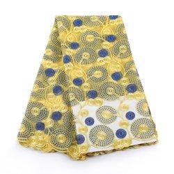 Tissu rond de lacet de modèles neufs à la mode beaucoup de couleurs