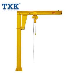 TXK Industry Application bz-type op stijl gemonteerde Jib Crane