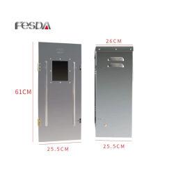 Bildschirmanzeige-Gehäuse-elektrischer Metallkasten im Freien