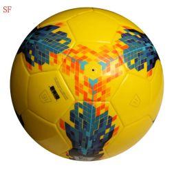 2015 верхней части полиуретановая подошва из термопластичного полиуретана футбольный мяч Футбольный