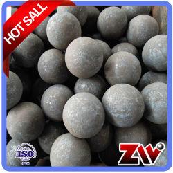 Banheira de venda do segmento de alta liga de moagem de cromo e esferas de aço forjado