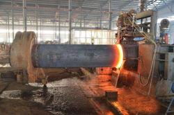 Automatischer rostfreier Kohlenstoff-Induktions-Stahlkrümmer-verbiegende Maschine