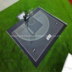 FIBA ITF ملعب تنس خارجي متعدد الأغراض وملعب كرة سلة وملعب كرة قدم مركز لياقة بدنية