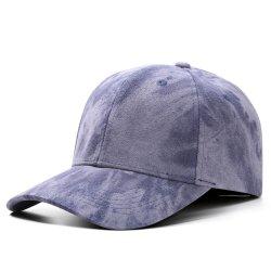 맞춤형 타이 도임 데님 쿨 빈티지 스타일 6패널 곡선형 스트리트 댄스를 위한 바이저 야구 모자