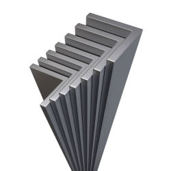 Barre d'angle en acier inoxydable de l'égalité de barre d'angle plat à barre ronde Bar Barre de faisceau de l'angle de canal