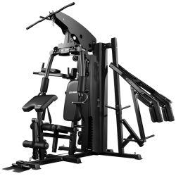 따뜻한 세일 다기능 홈 짐 피트니스 장비 세개의 스테이션 홈 스쿼트 스미스 머신을 갖춘 체육관