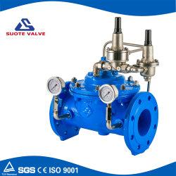 Hot Sale certifié le régulateur de débit du distributeur de débit hydraulique BS